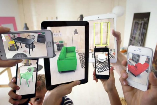 Augmented Reality makes a dent in retail